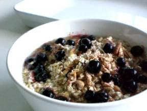 Blueberry Muesli